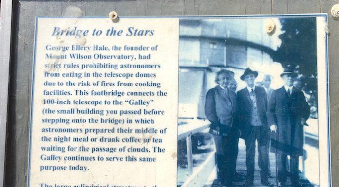著名科学家爱因斯坦曾到访这里。庞可阳翻拍